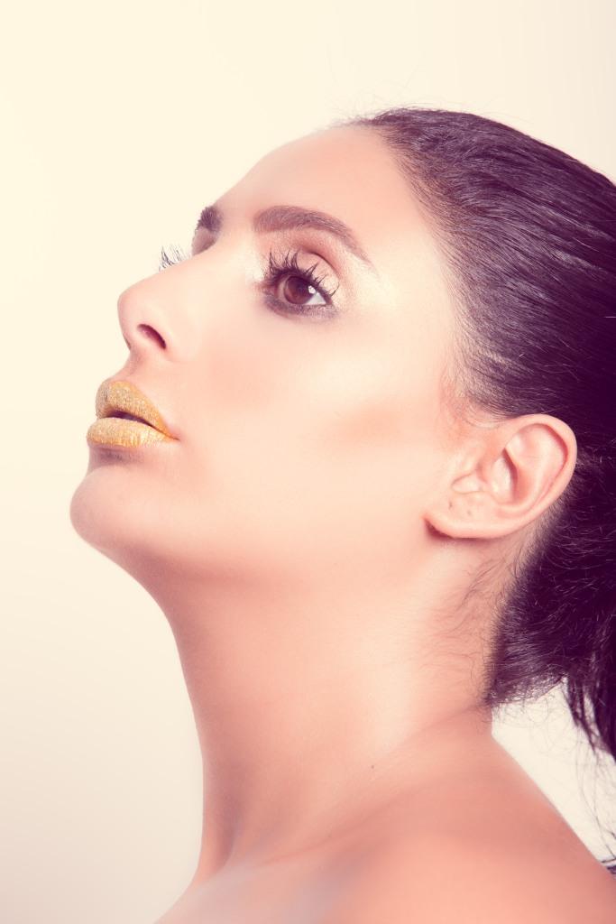 Glamorously Gold